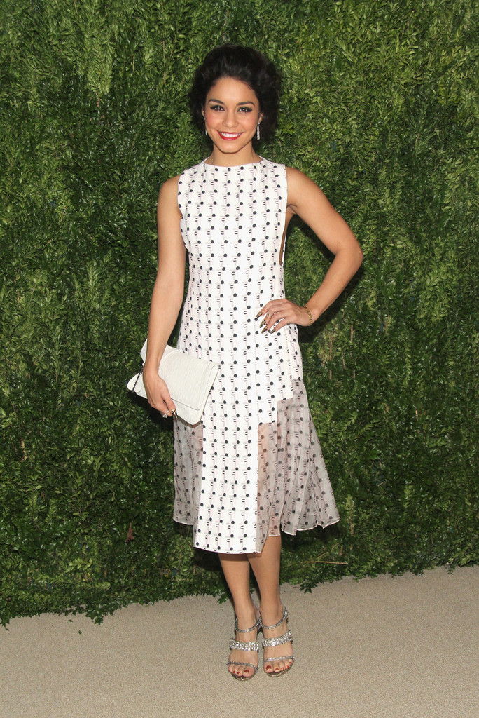 Vanessa Hudgens 2013 Cfda Fashion Fund Finalists Celebration 02 Gotceleb