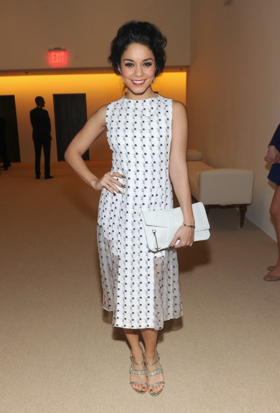 Vanessa Hudgens 2013 Cfda Fashion Fund Finalists Celebration 03 Gotceleb