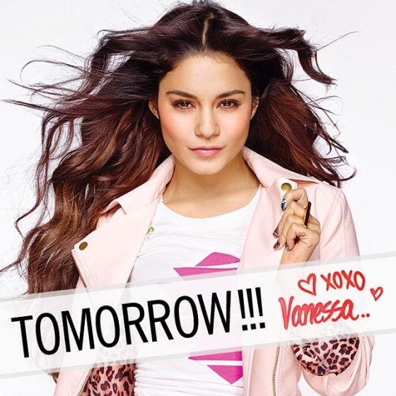 Vanessa Hudgens: 2014 Bongo Jeans Campaign -03