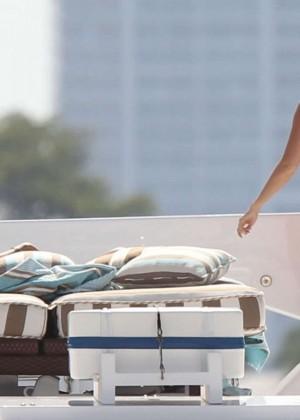 Vanessa Hudgens and Ashley Tisdale: Bikini 2014 MIami -31