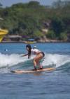 Vanessa Hudgens and Ashley Greene - Wearing bikinis at Oakley Bali in Benoa -09