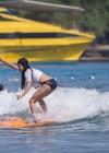 Vanessa Hudgens and Ashley Greene - Wearing bikinis at Oakley Bali in Benoa -22