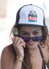Vanessa Hudgens and Ashley Greene - Wearing bikinis at Oakley Bali in Benoa -28
