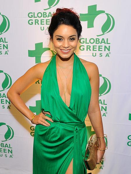 Vanessa Hudgens - 10th Annual Gorgeous & Green Gala in San Francisco
