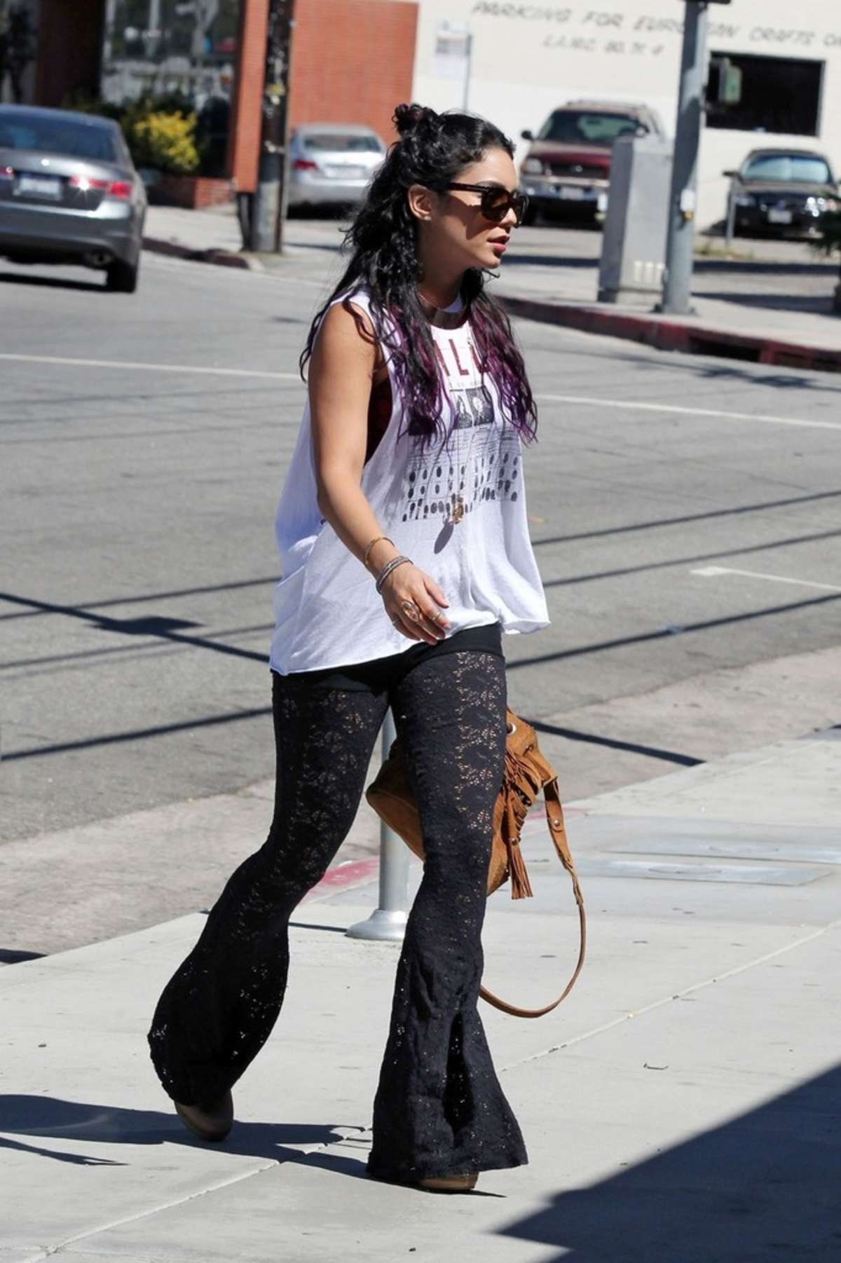 Vanessa Hudgens In A Casual Style 02 Gotceleb