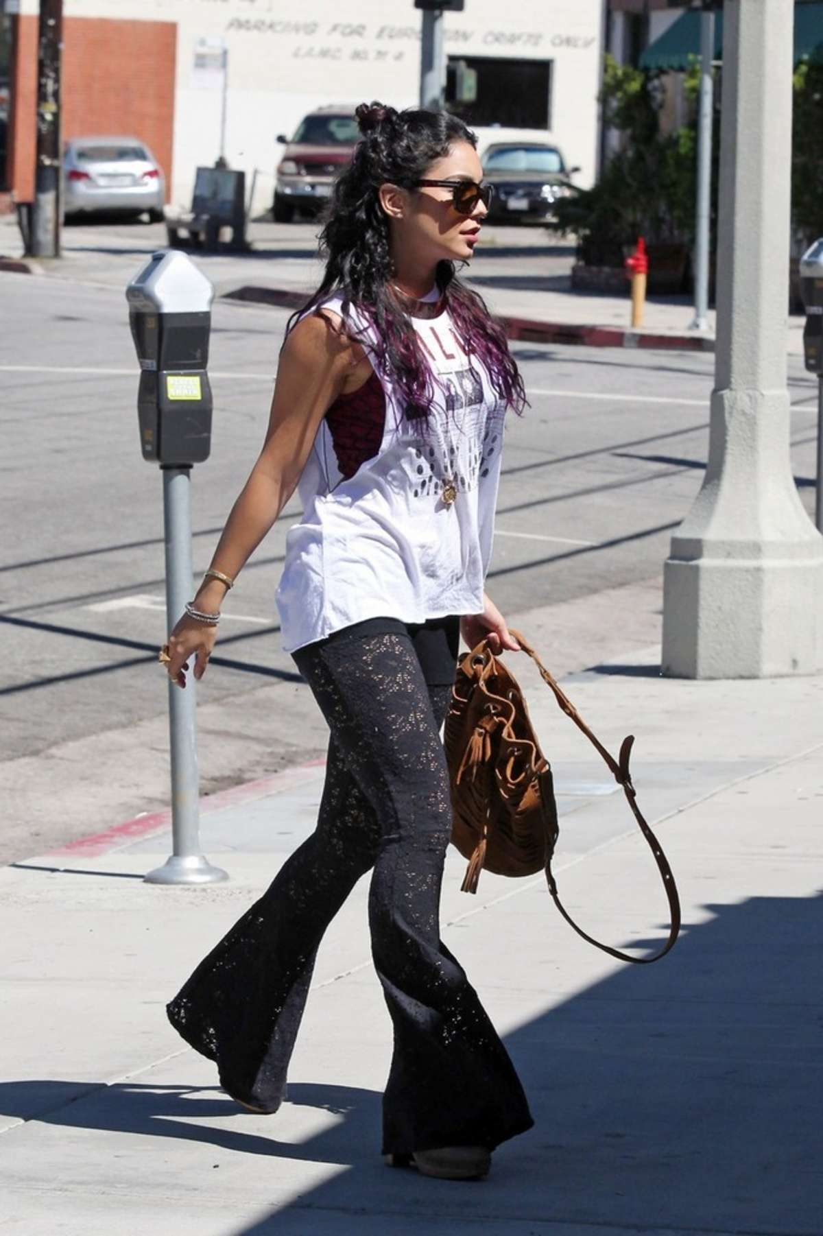 Vanessa Hudgens In A Casual Style 11 Gotceleb