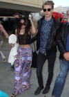 Vanessa Hudgens at the Rolling Stones concert -13