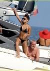 Vanessa Hudgens bikini in Ischia - Italy 2013 -02