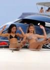 Vanessa Hudgens bikini in Ischia