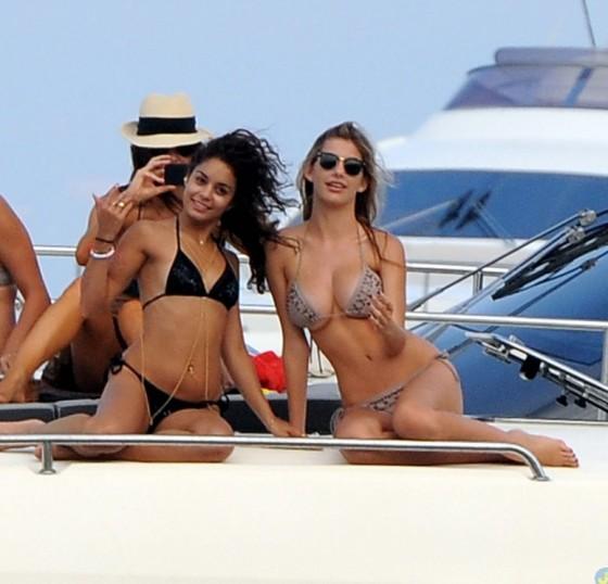 Vanessa Hudgens bikini in Ischia - Italy 2013 -35