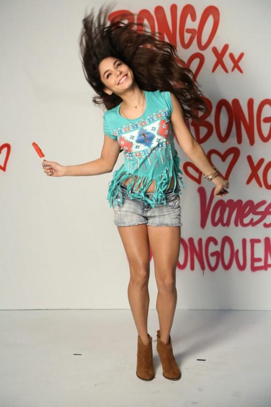 Vanessa Hudgens: Bongo Jeans 2014 Campaign -04