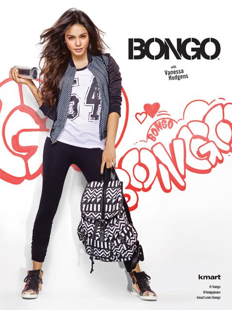 Vanessa Hudgens: Bongo Jeans 2014 Campaign -09