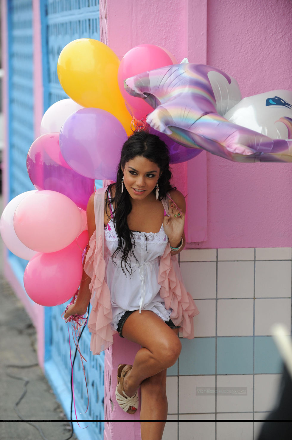 Vanessa hudgens candies