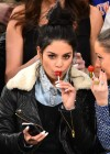 Vanessa Hudgens - Dallas Mavericks vs. New York Knicks Game-06