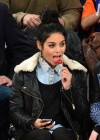 Vanessa Hudgens - Dallas Mavericks vs. New York Knicks Game-07