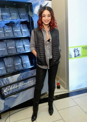 Vanessa Hudgens - Eddie Bauer Store Opening in NYC