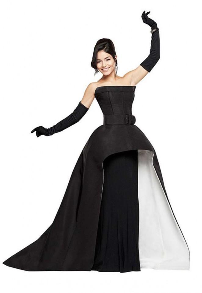 Vanessa Hudgens Stars in GigiFirst look 2014