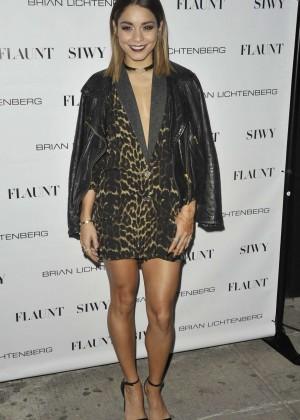 Vanessa Hudgens: Flaunt Magazine Launch Party -02