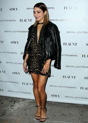 Vanessa Hudgens: Flaunt Magazine Launch Party -05