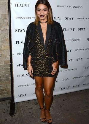 Vanessa Hudgens: Flaunt Magazine Launch Party -09