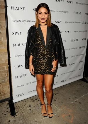 Vanessa Hudgens: Flaunt Magazine Launch Party -16