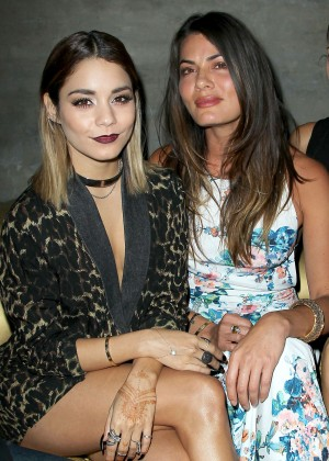 Vanessa Hudgens - Flaunt Magazine Distress Issue Launch Party in NY