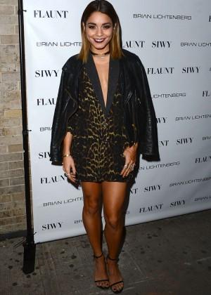 Vanessa Hudgens: Flaunt Magazine Launch Party -19
