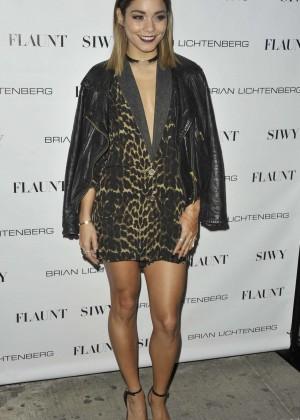 Vanessa Hudgens: Flaunt Magazine Launch Party -24