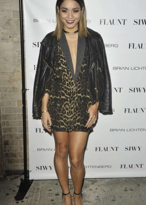 Vanessa Hudgens: Flaunt Magazine Launch Party -26