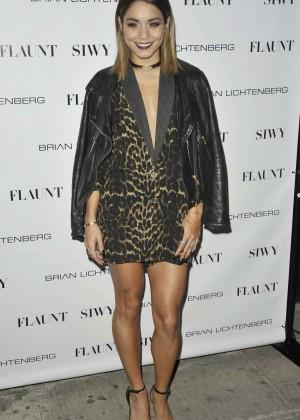 Vanessa Hudgens: Flaunt Magazine Launch Party -29