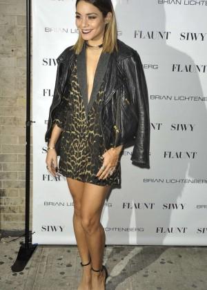 Vanessa Hudgens: Flaunt Magazine Launch Party -30
