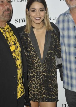 Vanessa Hudgens: Flaunt Magazine Launch Party -31