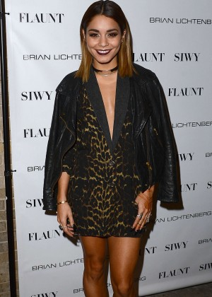 Vanessa Hudgens: Flaunt Magazine Launch Party -36