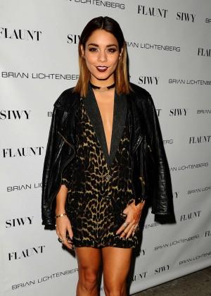 Vanessa Hudgens: Flaunt Magazine Launch Party -38