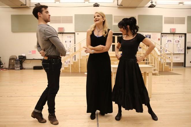 Vanessa Hudgens: Gigi Broadway Press Preview -07