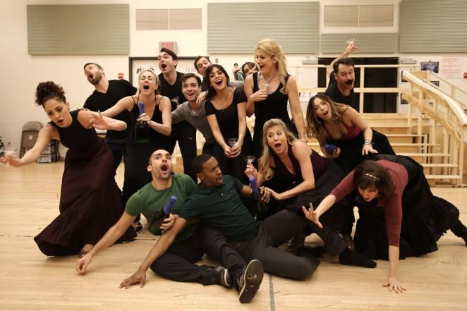 Vanessa Hudgens: Gigi Broadway Press Preview -17