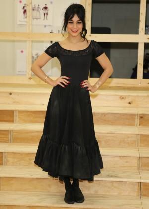 Vanessa Hudgens - 'Gigi' Broadway Press Preview in NYC