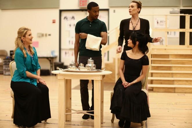 Vanessa Hudgens: Gigi Broadway Press Preview -25