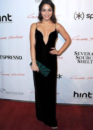 Vanessa Hudgens: Gimmie Shelter Premiere -09