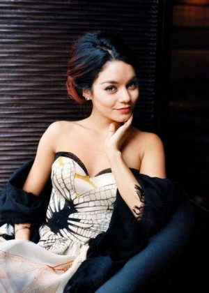 Vanessa Hudgens - Grazia France Magazine (November 2014)