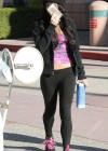 Vanessa Hudgens in tights -02
