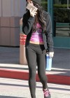 Vanessa Hudgens in tights -11