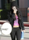 Vanessa Hudgens in tights -14