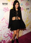 Vanessa Hudgens at The Carrie Diaries Premiere in NYC