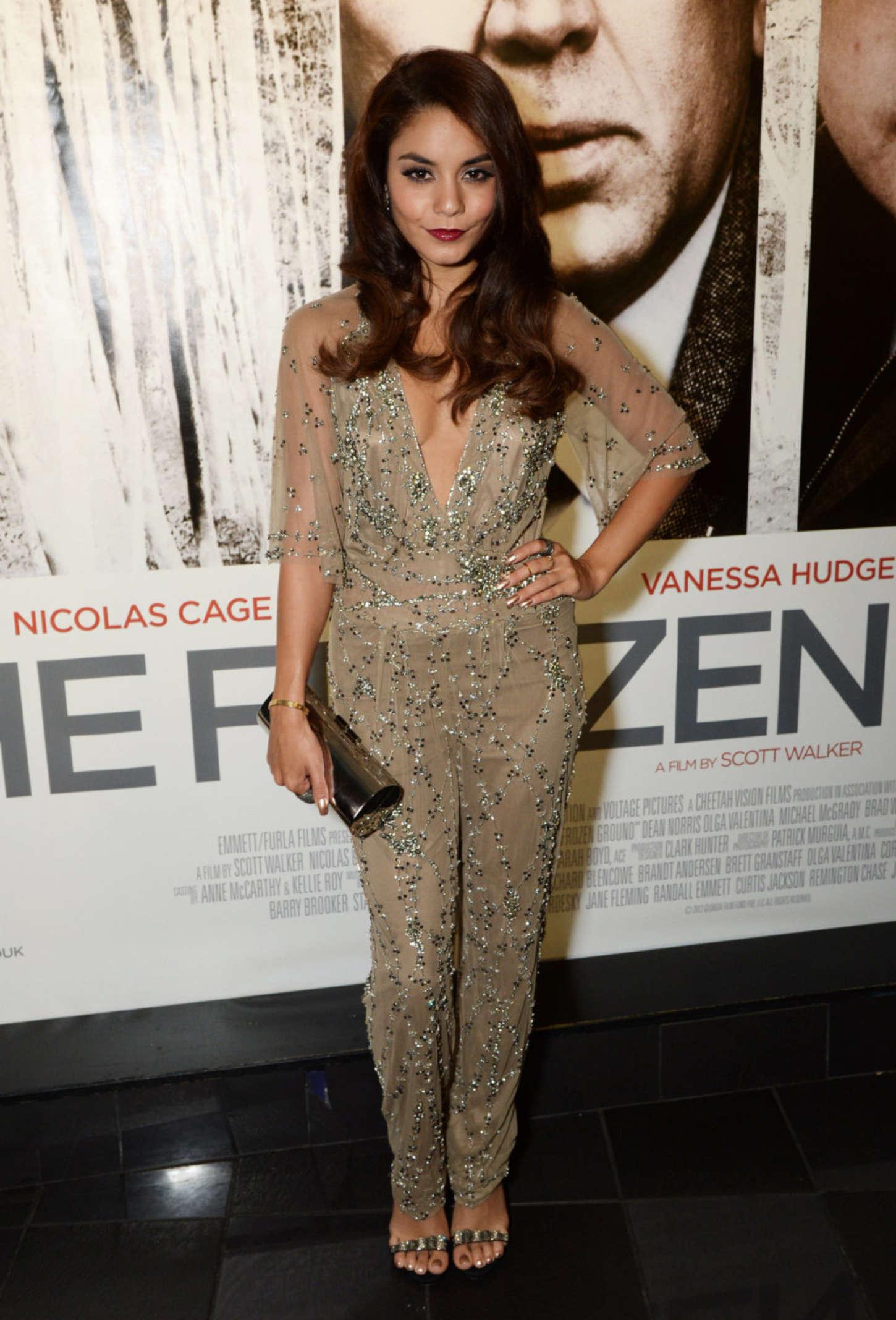 Vanessa Hudgens The Frozen Ground Premiere 20 Gotceleb
