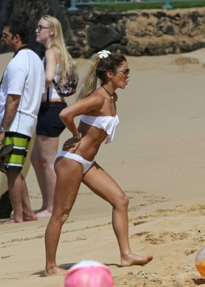 Vanessa Hudgens Bikini Photos: 2014 in Hawaii -14