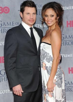 Vanessa Lachey: Game of Thrones NY Premiere -03