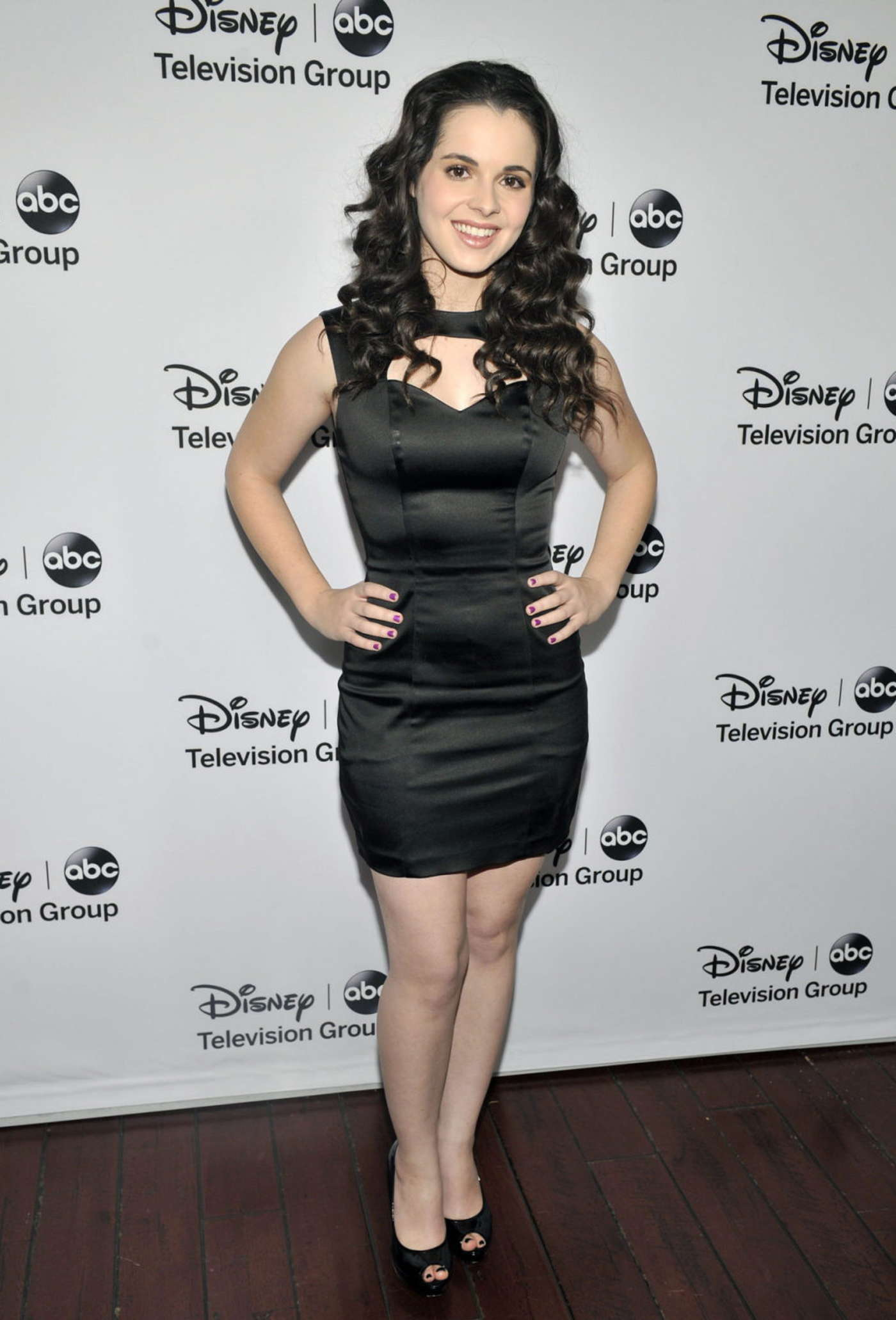 Vanessa Marano TCA Winter Press Tour Disney Gala 2013 -02 ...