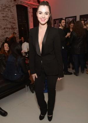 Vanessa Marano: 2014 Fashion Show in NYC - GUESS -05