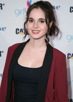 Vanessa Marano - 2014 International Day of the Girl Celebration in LA